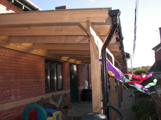 Pre-school Shelter