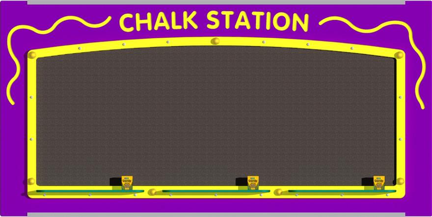 Chalk Play Panel