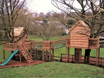 Treehouses - Somerset