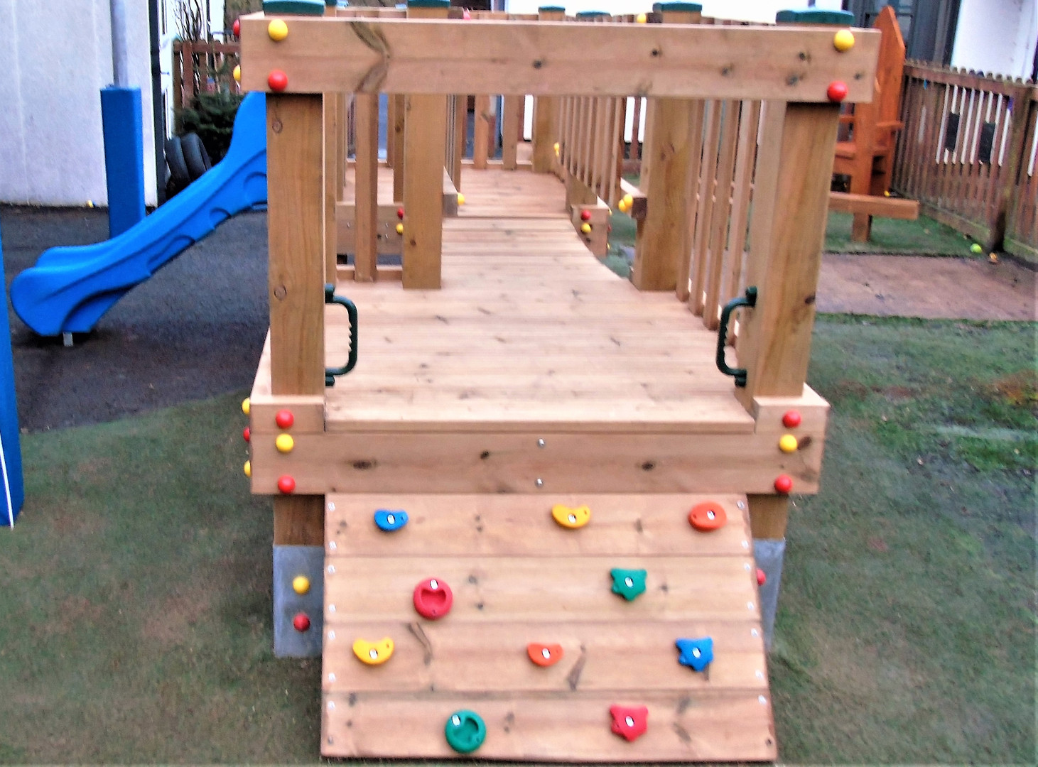 Low Level Play Tower