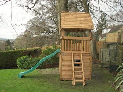 Play Tower - Bath