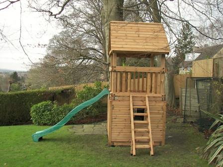 Play Tower - Bath