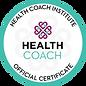 Health Coach Institute Certificate logo for Wendy Mason