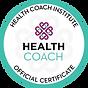 Health Coach Institute Certificate Wendy Mason