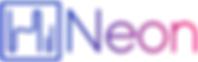 HiNeon Logo- - White.png