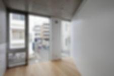 TA+A | 板橋のシェアハウス 模型 外観