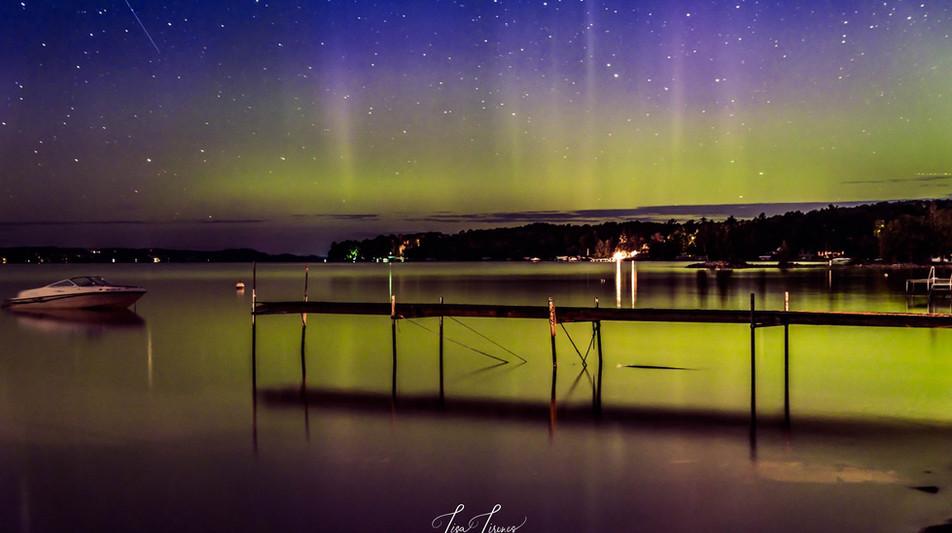 torch lake lights on water.jpg