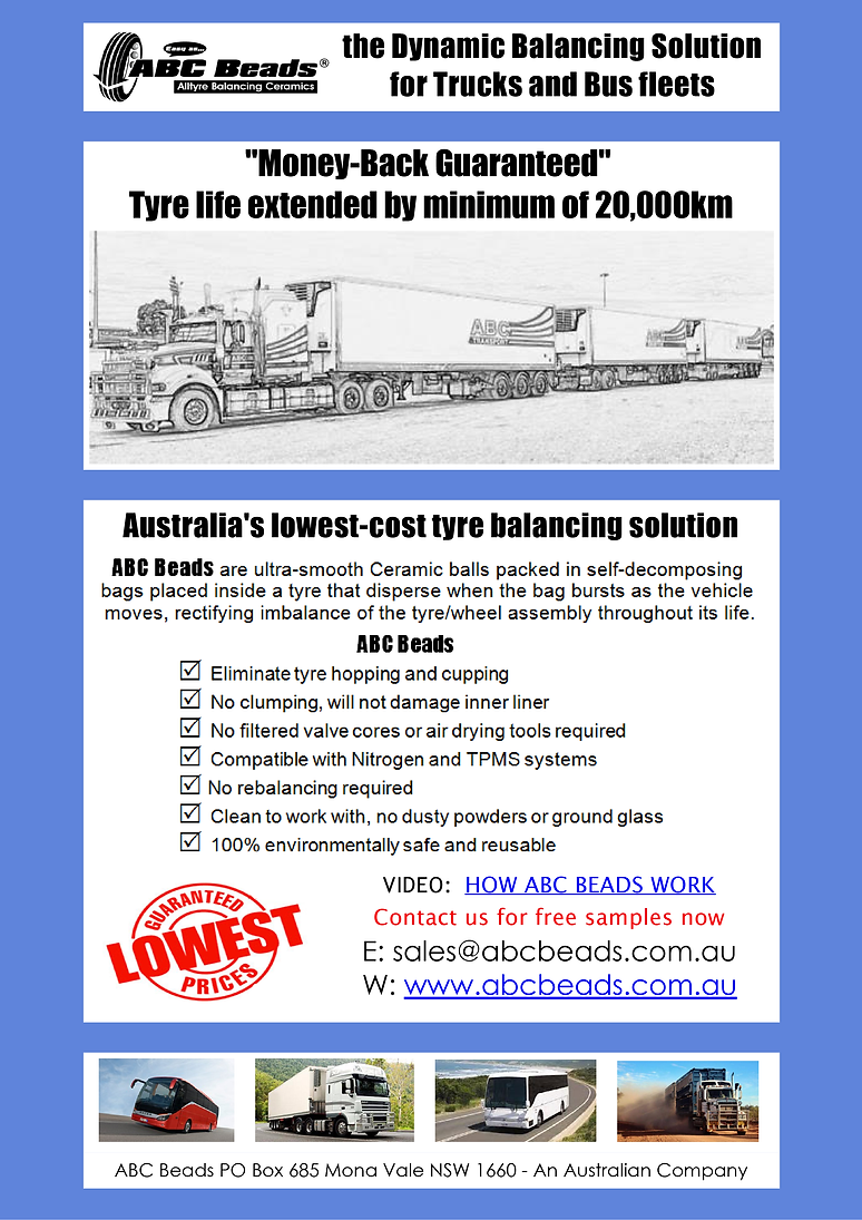 Tyre, Tyres, Balancing, Beads, Weights, Australia, Ceramics, Trucks, 4x4, SUV, Motor Cycle, Buses, Wheel, Balanced