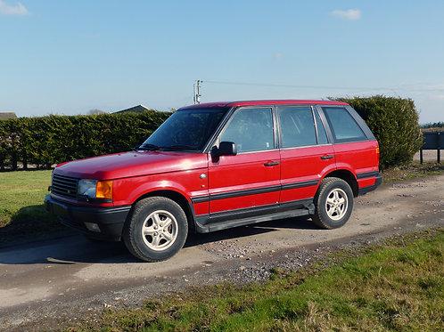 1998 Range Rover 4.0 S.E - Rare Example!