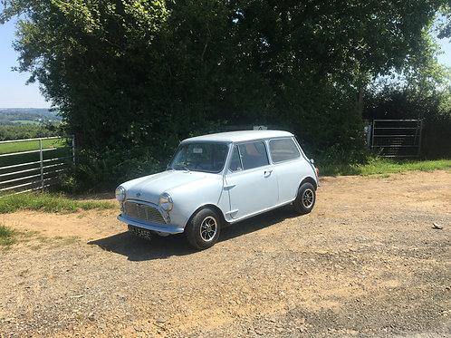 SOLD 1967 Austin Mini 1000 Mk1