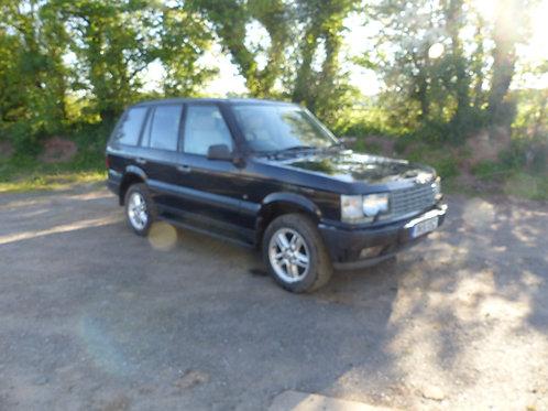 2001 Range Rover 4.0 HSE