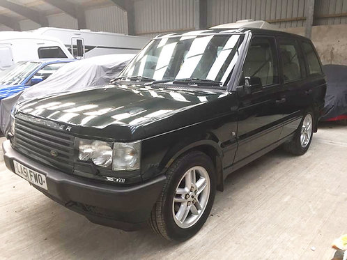 SOLD 2001 Range Rover P38 DHSE