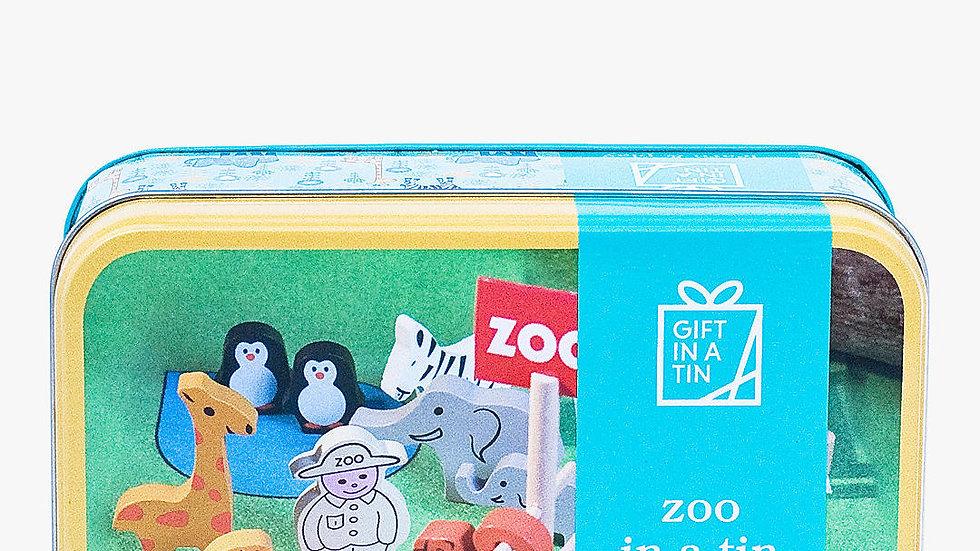 Gift in a tin, Zoo in a tin