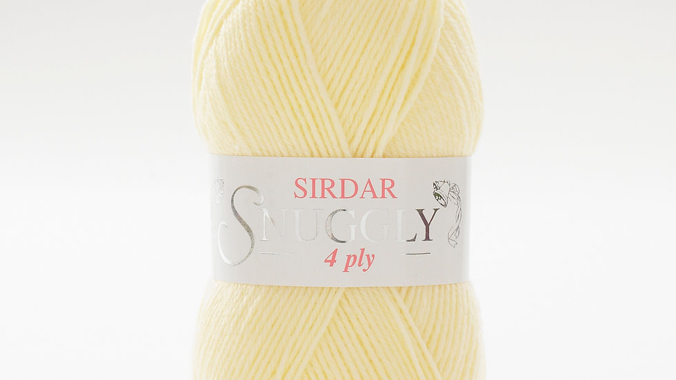 Sirdar Snuggly Baby 4 Ply 50g