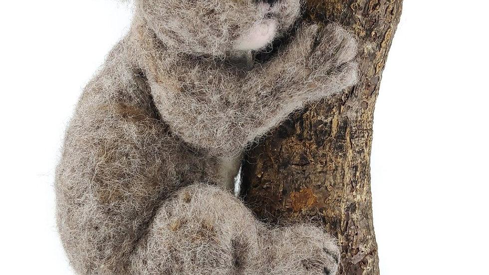 The Crafty Kit Co Sleepy Koala