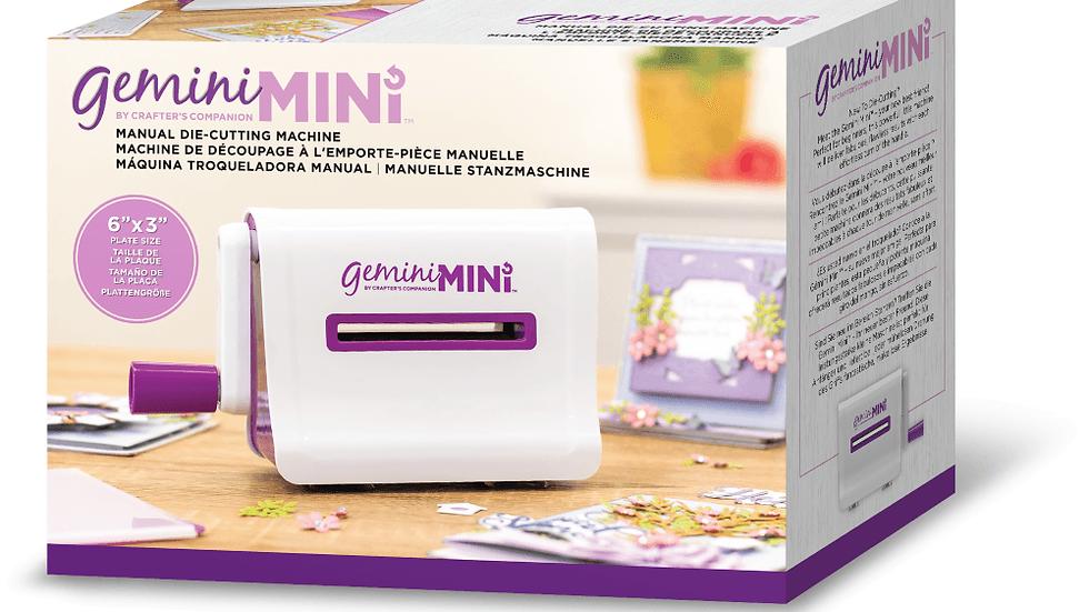 Gemini Mini Manual Die Cutting Machine