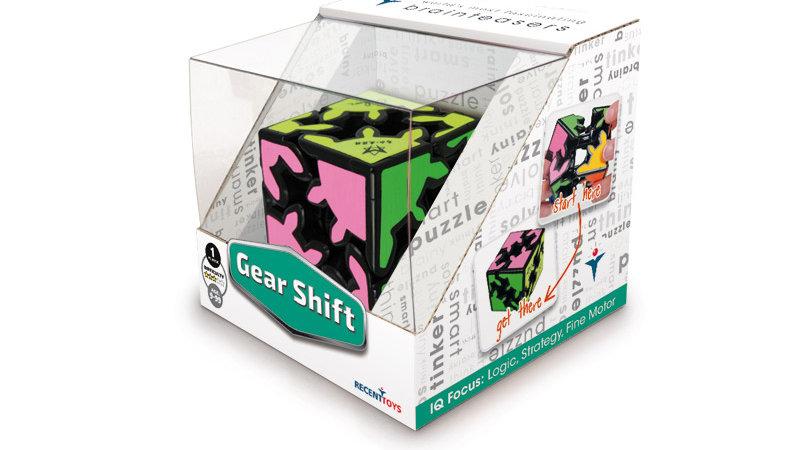 Recent Toys Gear Shift Brainteaser