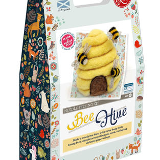 The Crafty Kit Company Bee Hive