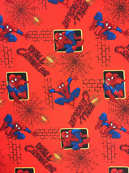 Wall Crawler Fat Quarter