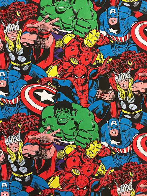 Avengers Fat Quarter