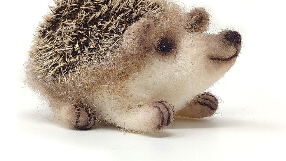 The Crafty Kit Co Baby Hedgehog