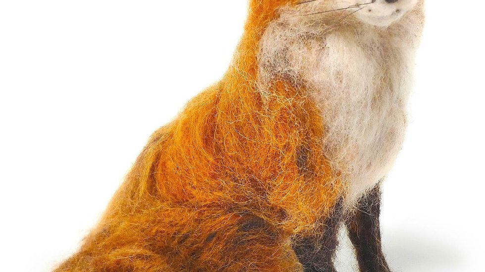 The Crafty Kit Co Fabulous Mr Foxy