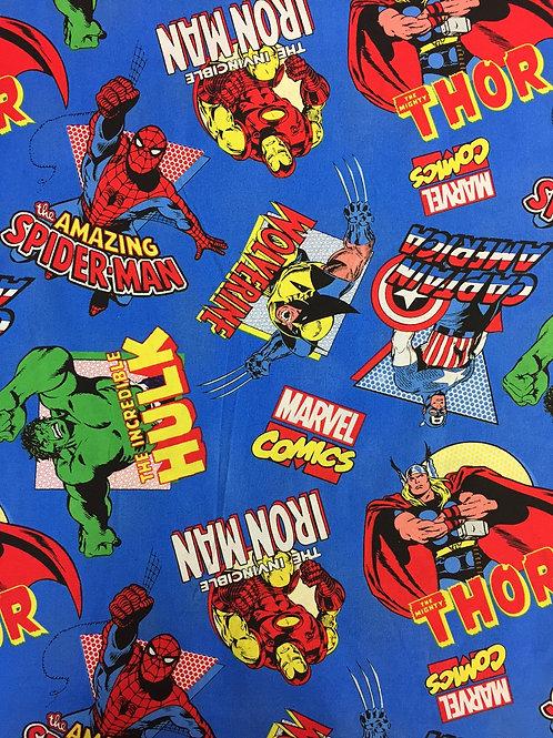Marvel Comics Fat Quarter