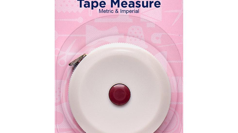 Hemline Retractable Tape Measure