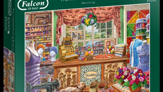 Falcon deluxe The Haberdashers Shoppe Jigsaw Puzzle