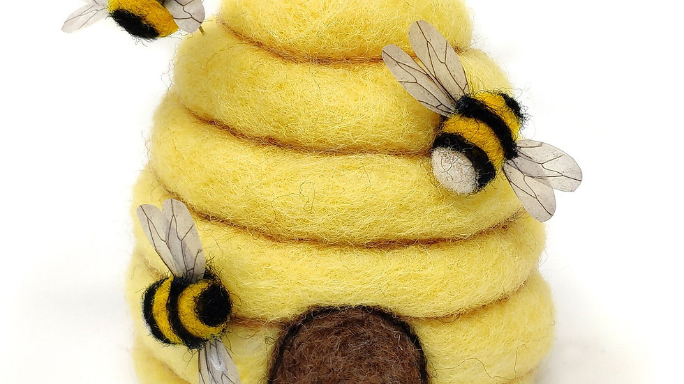 The Crafty Kit Co Bee Hive