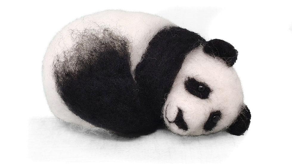 The Crafty Kit Co Sleepy Panda