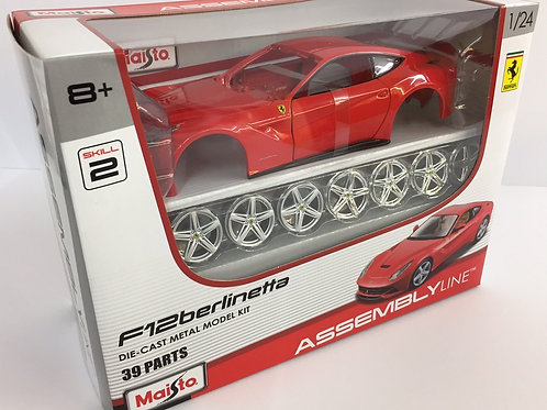 Porche F12 Berlinetta
