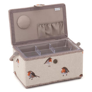 Robin Sewing Box