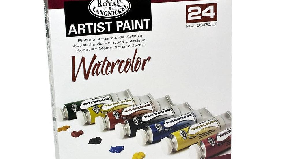 Royal Langnickle Watercolour paint set