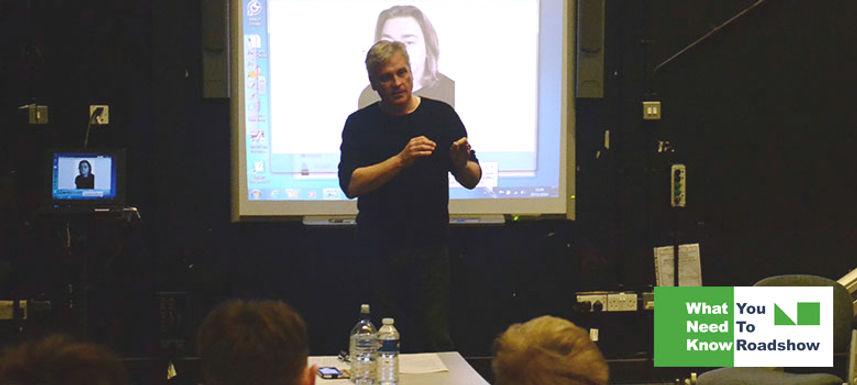 iconicSKLL's Nick Farr - Casting Workshop