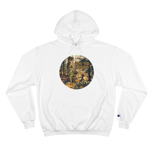 Into the Unknown Champion® Hoodie