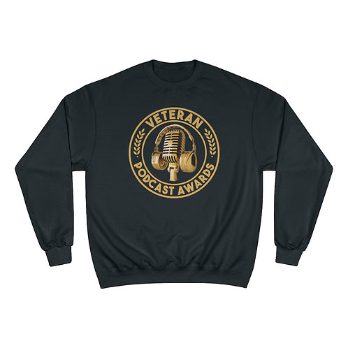 Veteran Podcast Awards Champion Sweatshirt