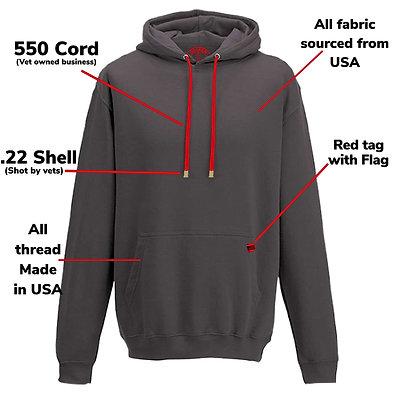 RED Premium Hoodie - Only 50 Pre-Orders