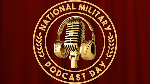 National Military Podcast Day Veteran Podcast Awards