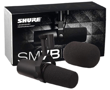 (1) Shure Mic Giveaway Entry
