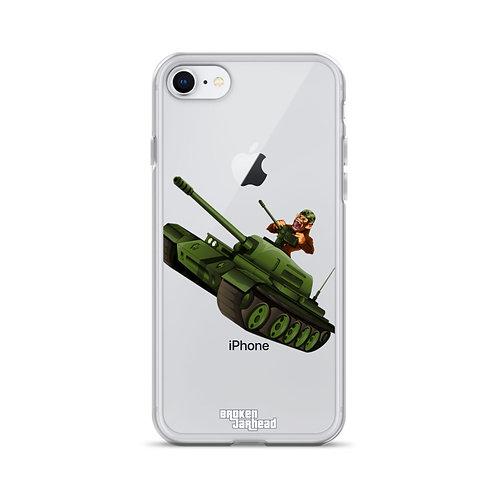 Tank Monkey iPhone Case