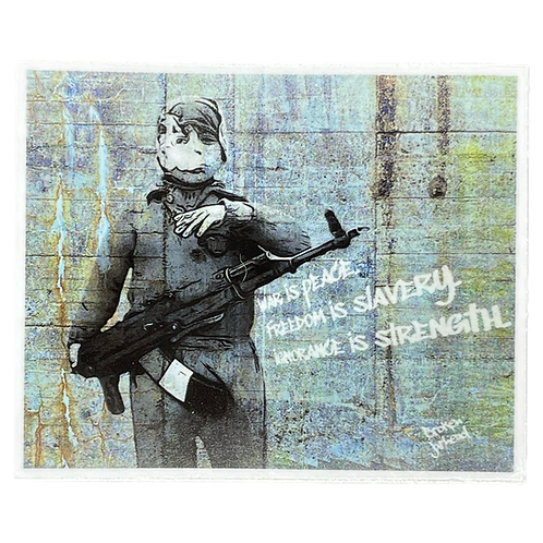 1984 ak boy syrian sticker ak47 veteran sticker military sticker morale sticker usmc