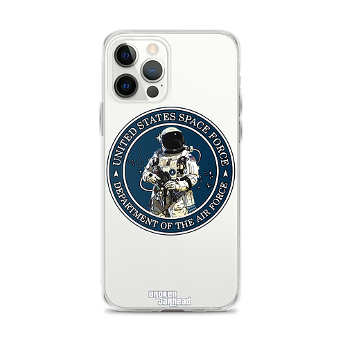 Space Force iPhone Case