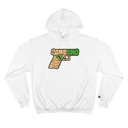 Come and Take It (G/T) Champion® Hoodie