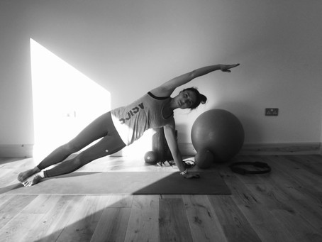 Exciting Times Ahead: A bit about me, Pippa's Pilates and our new venture...