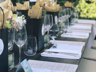 Pop-up plant-based dinner party at Jayne's Gastropub recap