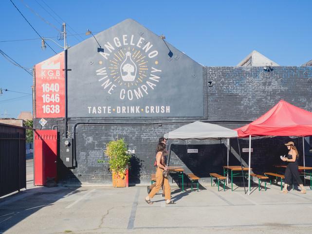 Los Angeles vegan-friendly urban wine tasting + diningguide