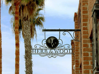 Herb & Wood announced as next location for PlantBasedPopUp dinner and wine 'Summer Series'