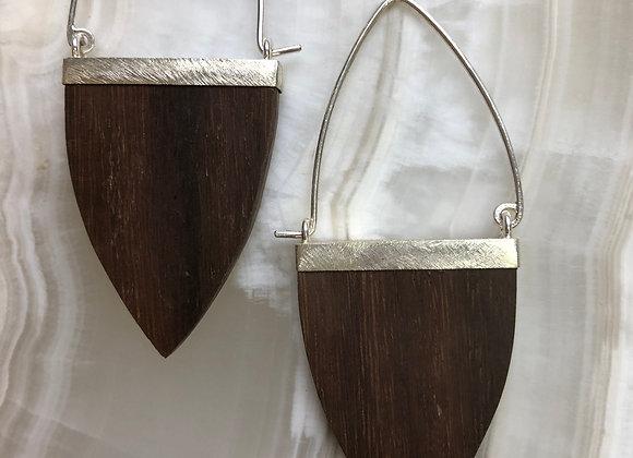 Kayu Spade Earring