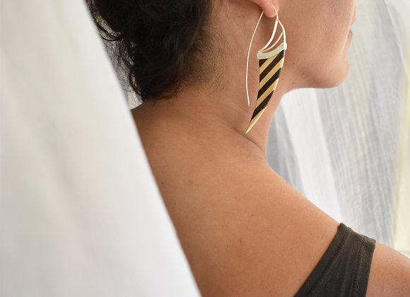 Archer Kayu Earring